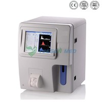 Easy Take And Use Clinical Instruments Portable Blood Cell Counter Testing Equipment