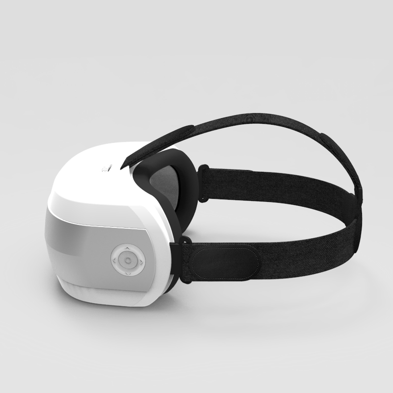 All in one 4k vr 3d vr glasses of virtul reality headset accepting private label Nibiru video 2d to 3d