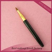 free samples Portable Retractable Makeup Cosmetic Lip Brush Lip Stick Brush