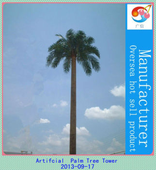 Palm Tree Concealed Cell Tower China Manufacturer