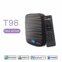 RK3328 2G 8G android set top box wholesale Android 7.1 TV Box