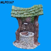2014 New Design Wishing Well for your Miniature Fairy Garden