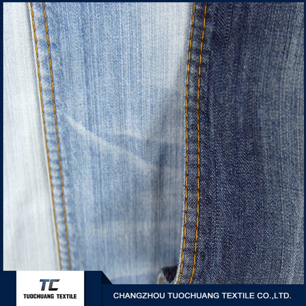 Denim wholesale fabric Piece dyed wholesale Chinese denim