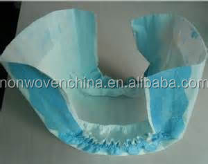 Hydrophilic & Soft SSS Nonwoven Fabric Surface for diaper or sanitary pad