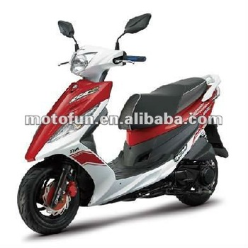 TAIWAN SYM GR 125 cc Limited NEW SCOOTER /MOTORCYCLE