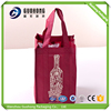 Wholesale market satin wine bag best selling products in japan