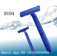D104 disposible one blade hospital razor