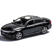 Manufacturer's low-cost wholesale model toys brand-new accord 1:32 simulation diecast model 4S shop gift