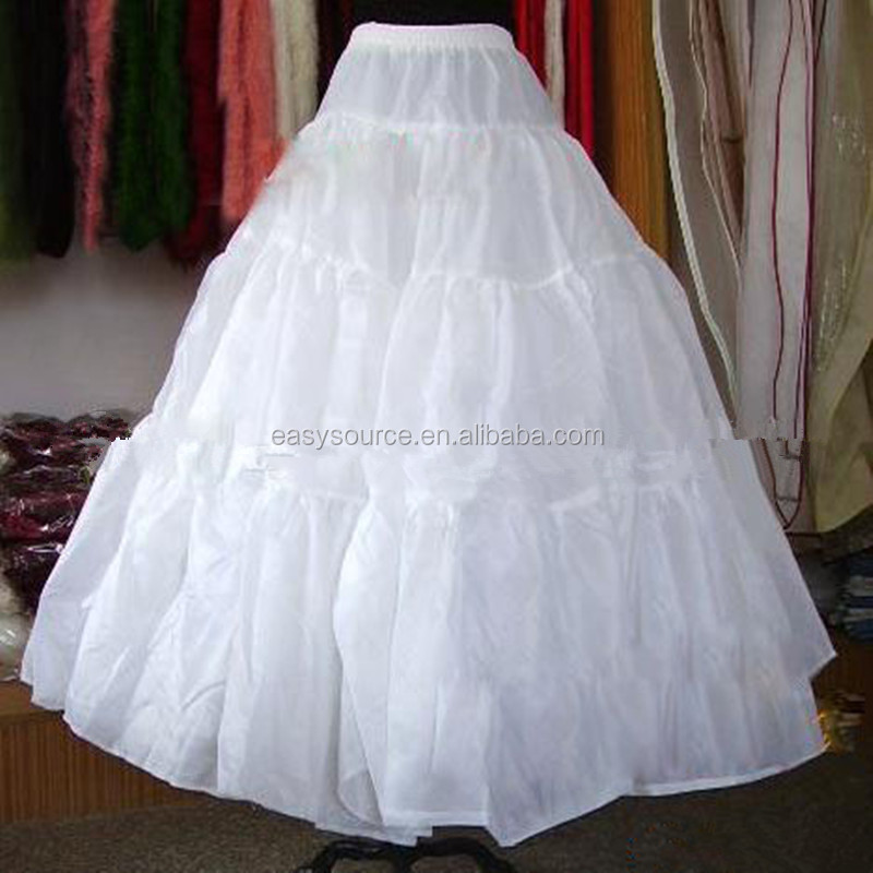 in stocking good quality girls underskirt charmming white crinoline tulle petticoats
