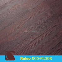 Modern kitchen pvc wood floor design