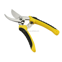 Factory price stainless steel garden plant pruning shear