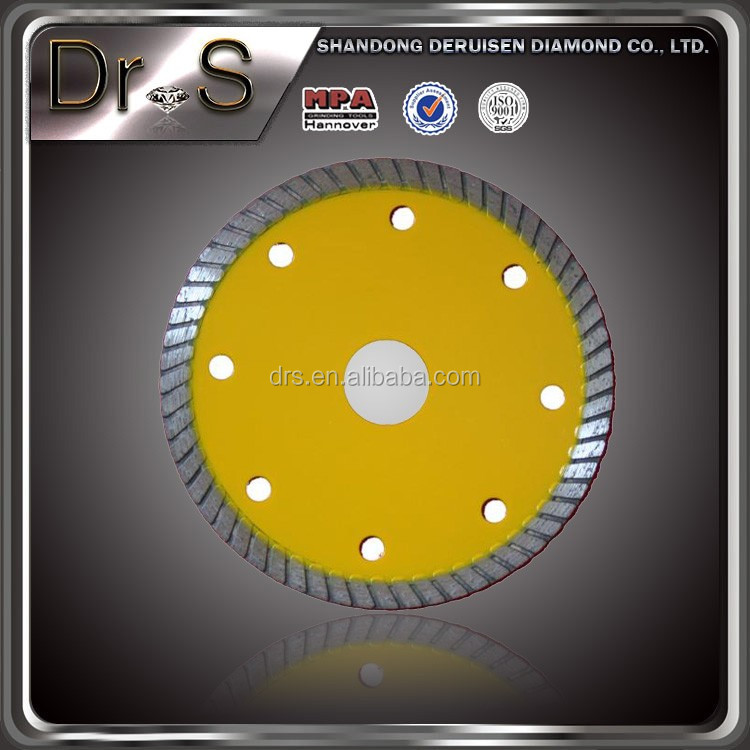 Diamond 550mm Saw Blade for refractory materials cutting