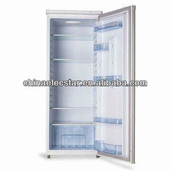 Upright Freezer with single door for home use with 7 -drawer, CE-certified and A/A+ Energy Class
