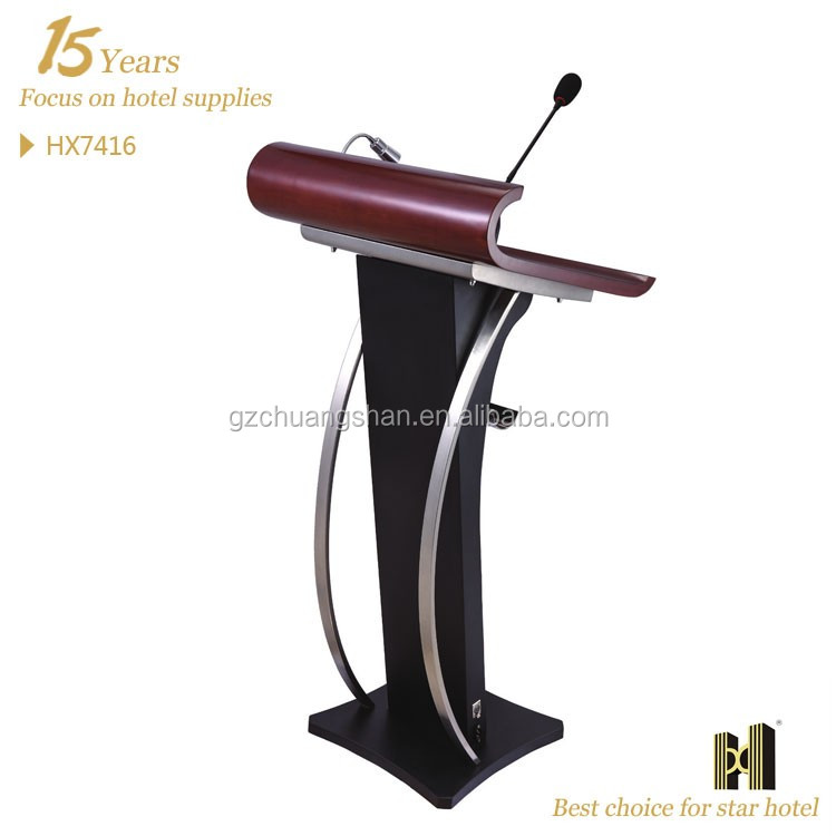 electronic lectern/digital lectern/speech desk speech table