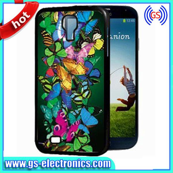 Magic Anime Pattern Design Case for Samsung Galaxy S4 i9500 Gel PC Material