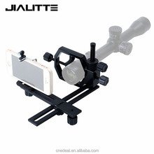 Jialitte Universal Tripod Head Holder Mount for Camera Camcorder Phone Attach Spotting Shooting Scope J168