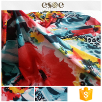 New design bulk sale custom polyester fabric clothing