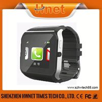 2014 Newest Watch phone HEMI Touchscreen Bluetooth Watch mobile phone Unclock Quad-band HEMI Wirst Watch Phone