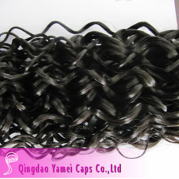 Wholesale Supplier European curly hair,loose curly european hair weave(YM-J-224)