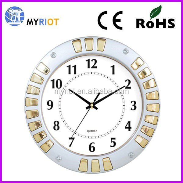 Modern Design Wall Watch Good Quality Wall Clock For Home Decor