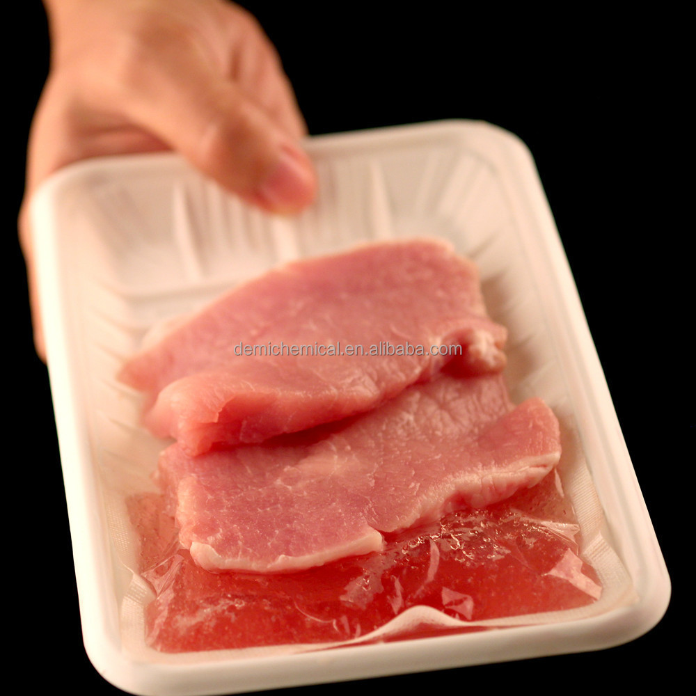 absorb excess drip of fresh food including meat, poultry,fish,seafood,vegetable and fruit