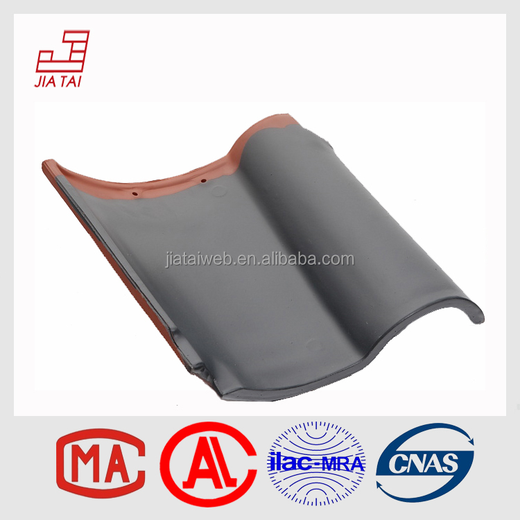 RS-888 High-ranking Villa soundproof clay roof tile