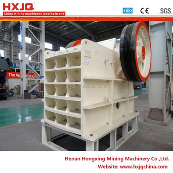 Large capacity Jaw crusher HD series from HXJQ