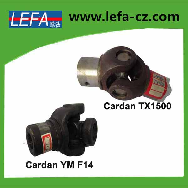 Japanese small tractor transmission parts cardan shafts