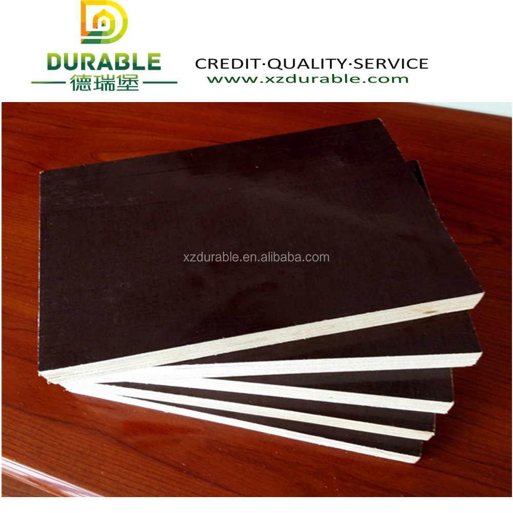 18mm Melamine plywood,green plastic plywood poplar core brown film faced plywood for construction formwork