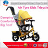 China Online Shop 4 In 1 Tricycle Bike , In Stock Air Tyre Kids Trike On Sale