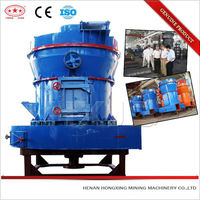 ISO 30-year factory powder making miller grinding machine for bentonite specifications