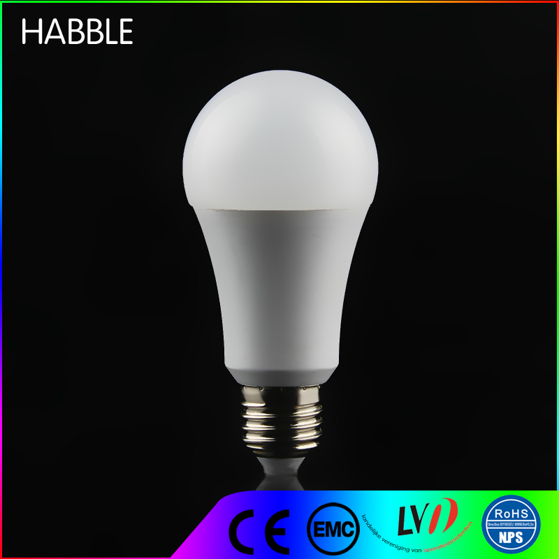 new products Radar microwave sensor bulb 12w led motion sensor light