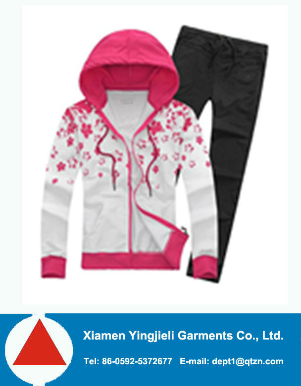 Fashion Girl Sport Track Suit In 2013
