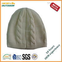 New fashion winter knitted beanie hats