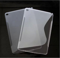 Best Price For iPad pro Gel Soft S-line TPU Case Cover MIx Colors
