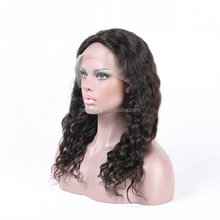 Cheap Grey Lace Front Wig Curly Human Hair Wigs For Black Women