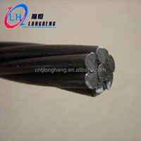 building construction materials 7 wire strand 12.7mm 15.2mm pc Strand