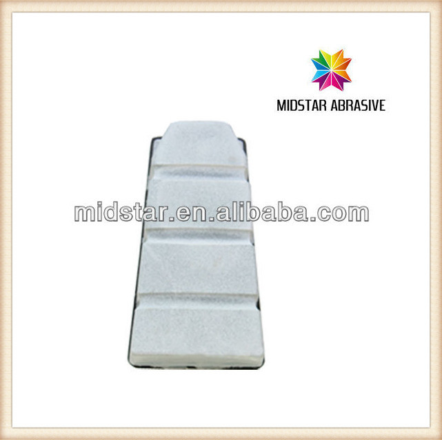 MIDSTAR magnesite fickert abrasive for granite grit 120