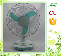 12v dc cooling axial fan with 60 minute timer solar electric fan