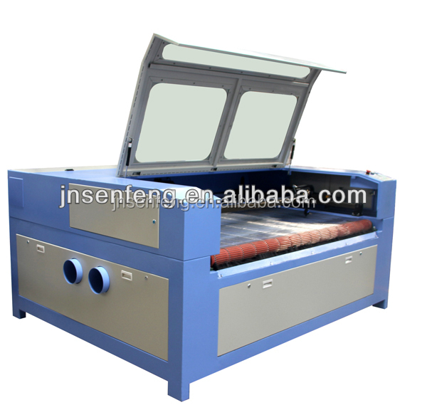 Hot sale Plush Toys Fleece Fabric Laser Cutting Machine Fast Speed