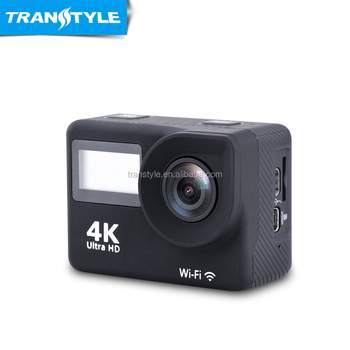 4K ultra HD 2.0 inch 170 degree ultra Wide angle connect the wifi sports camera