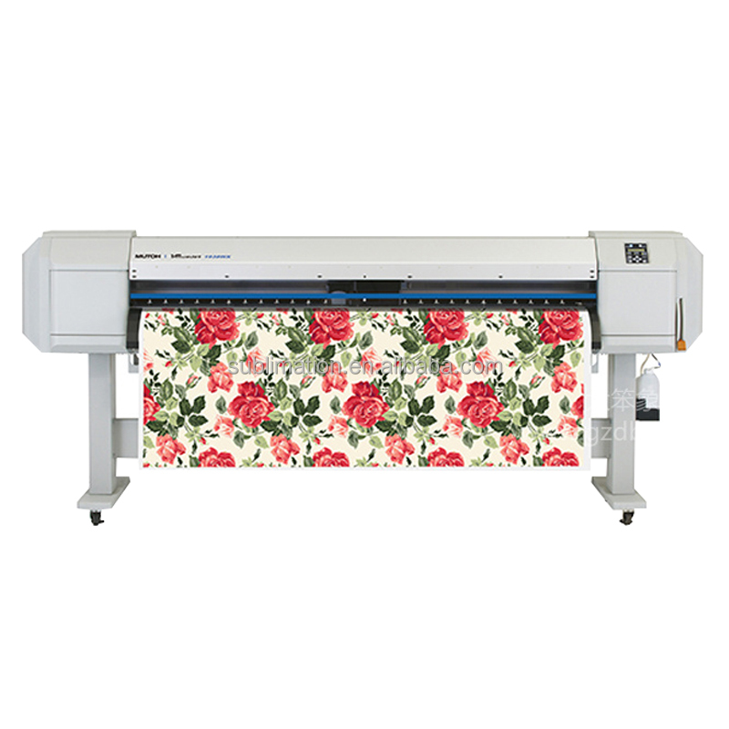 best price mutoh valuejet 1604WX inkjet dye sublimation printer plotter