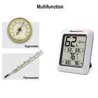 Thermopro TP50 Digital Temperature And Humidity Gauge