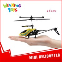 15 cm 2.5 channel outdoor mini quadcopter rc helicopter