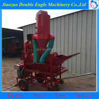 High quality automatic combine harvester machinery thresher/sunflower seed sheller machine manufacturers