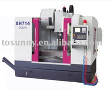 XH713 China high quality CNC milling machine/cnc vertical machining center for sale