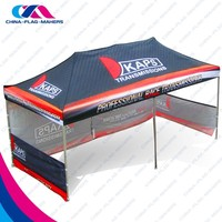 durable and cheap outdoor digital print canopy tent