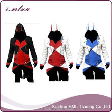 Assassins Creed 3 Conner Cosplay Clothing Coat Jacket