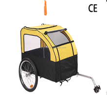 Popular CE approved Pet Bike Trailer Dog Cat Bicycle Pram Stroller pet stroller Jogger Foldable(PT005)