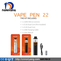china supplier alibaba express new products Smok Vape Pen kit 22mm vape pen